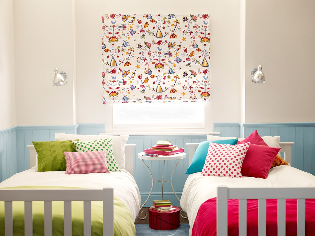 Featured Image of Kids Roman Blinds