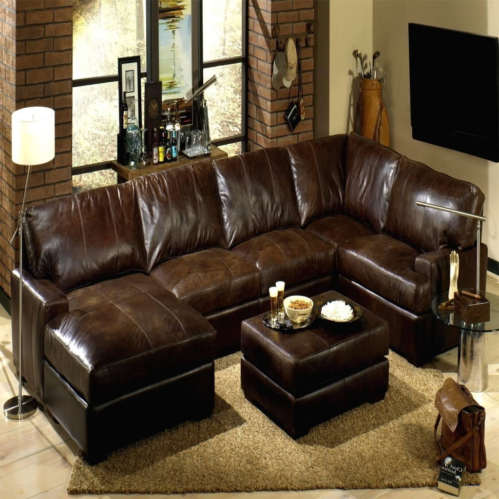 Chocolate Brown Sectional Sofa With Chaise Fjellkjeden Intended For Chocolate Brown Sectional Sofa (Image 10 of 15)