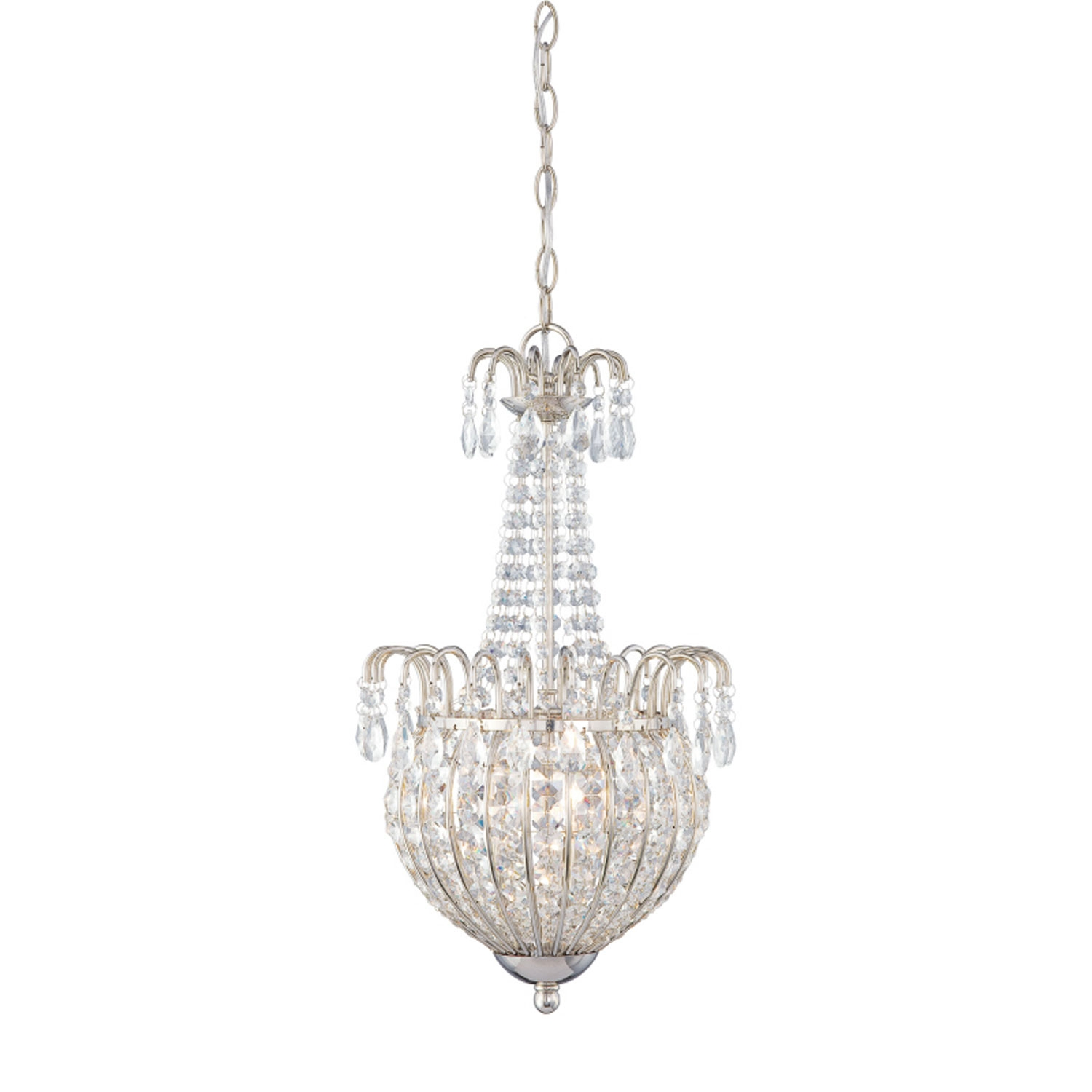 Choosing Chandeliers For A Traditional Kitchen Intended For Traditional Chandeliers (Image 7 of 15)