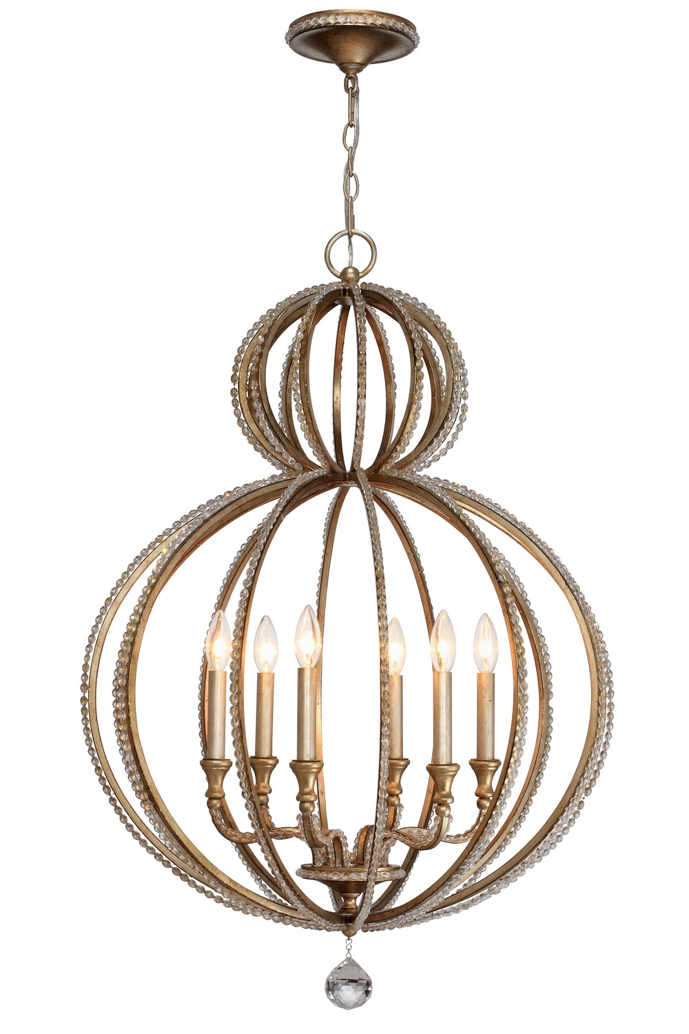 Choosing Chandeliers For A Traditional Kitchen Pertaining To Traditional Chandelier (Image 2 of 15)