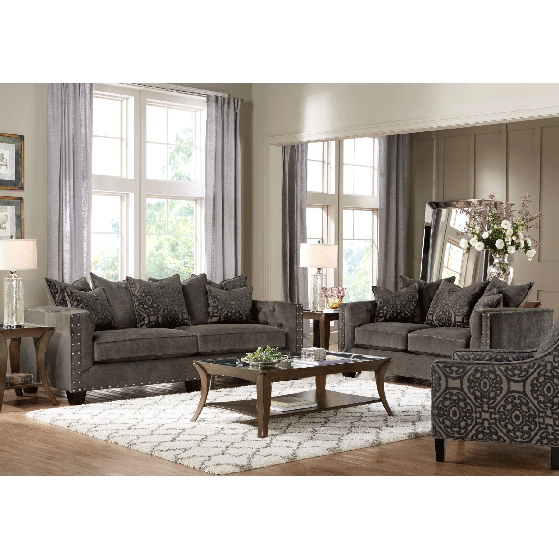 Cindy Crawford Home Decor: 15+ Cindy Crawford Home Sectional Sofa
