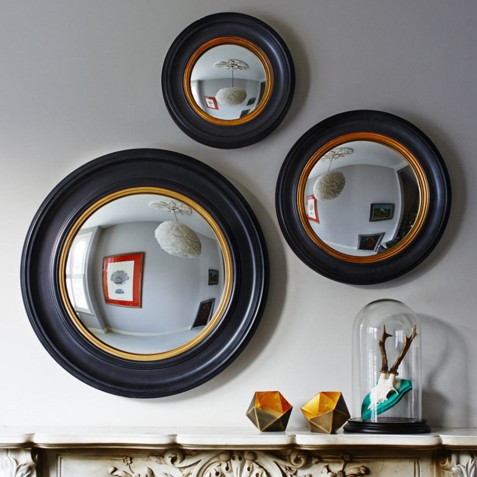 Circular Style The Top 5 Round Mirrors Styleophileuk For Porthole Style Mirror (View 5 of 15)