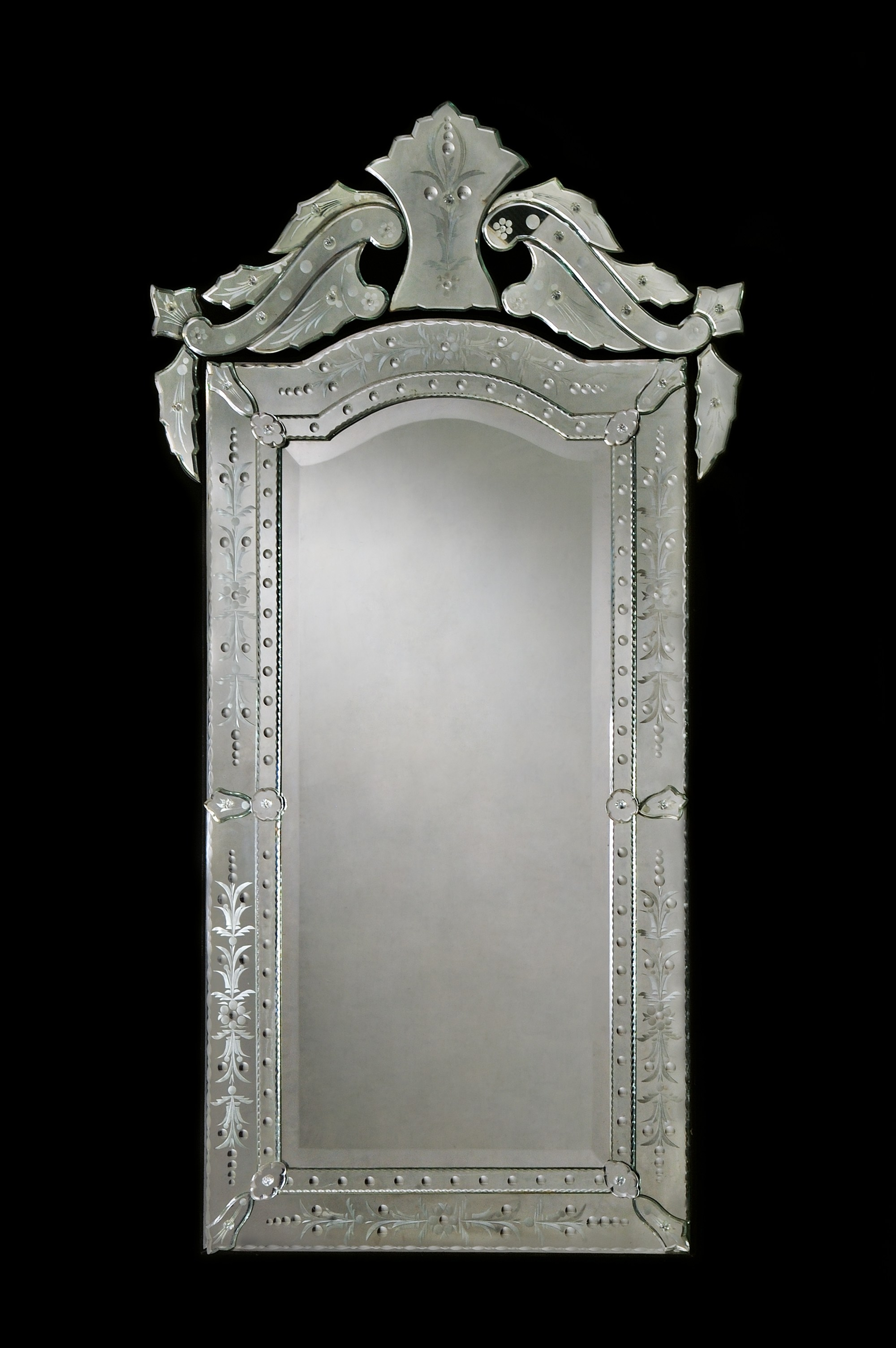 Classic Venetian Mirror Pradan Mirror Indonesia In Reproduction Mirrors (View 5 of 15)