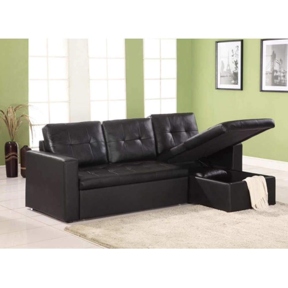 Click Clack Sofa Bed Sofa Chair Bed Modern Leather Sofa Bed Ikea With Regard To Corner Sofa Bed With Storage Ikea (Image 1 of 15)