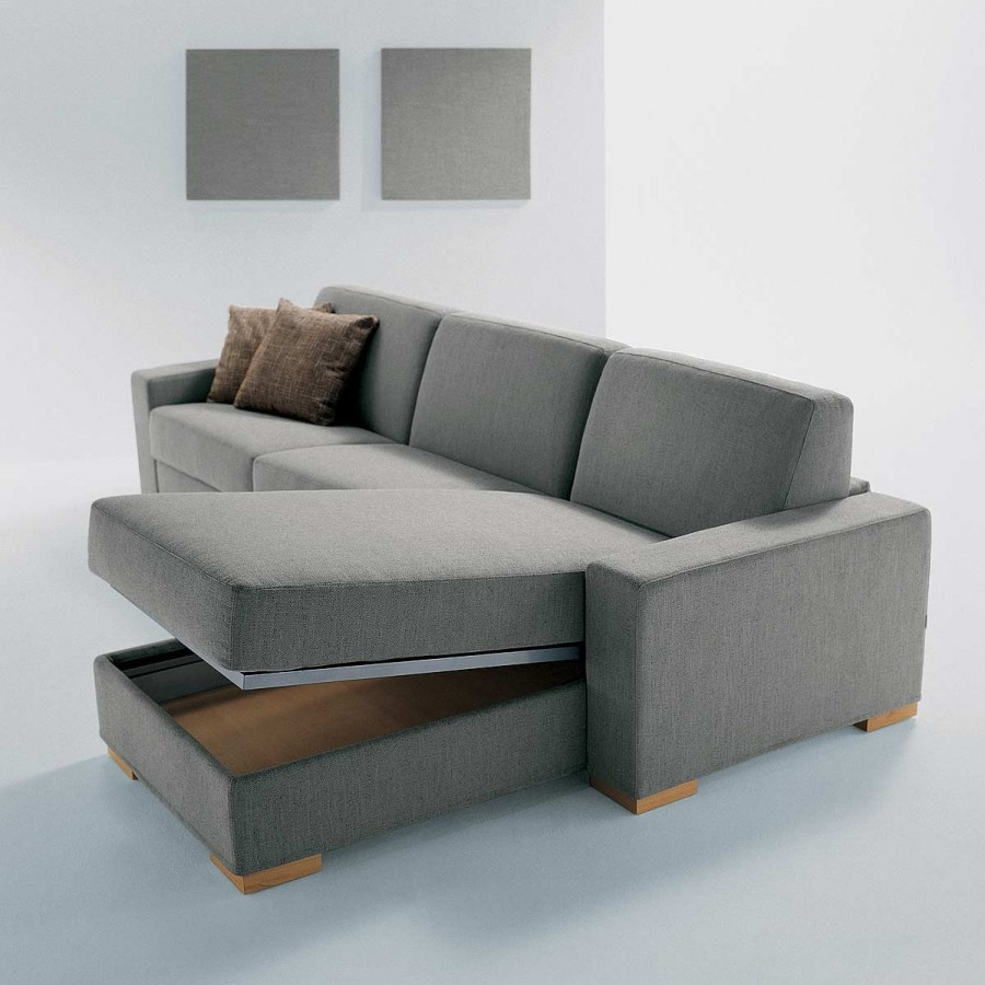 Click Clack Sofa Bed Sofa Chair Bed Modern Leather Sofa Bed Regarding Corner Sofa Bed With Storage Ikea (Image 2 of 15)