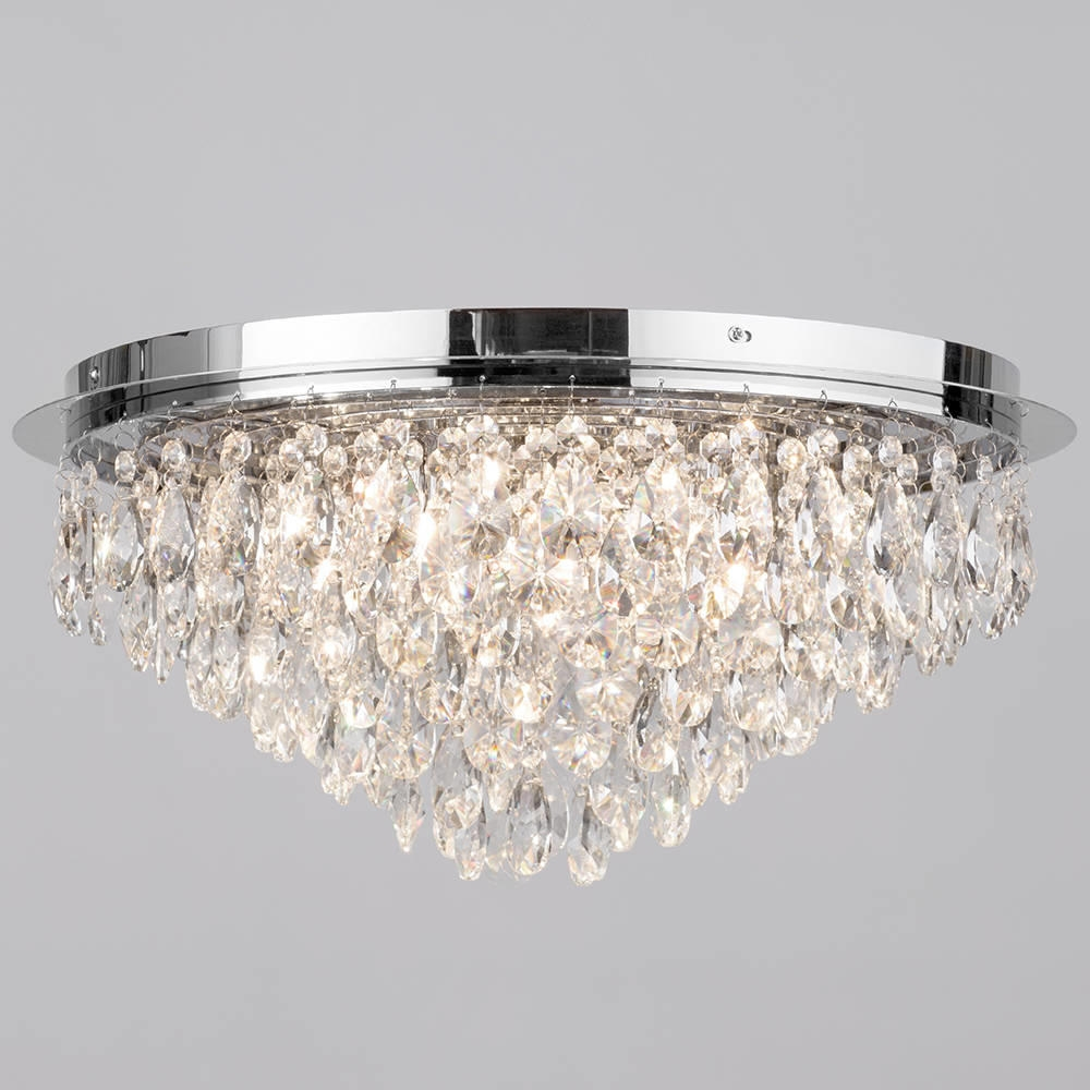 Close To Ceiling Light Chandeliers In Bathroom Chandeliers For With Low Ceiling Chandeliers (Image 6 of 15)