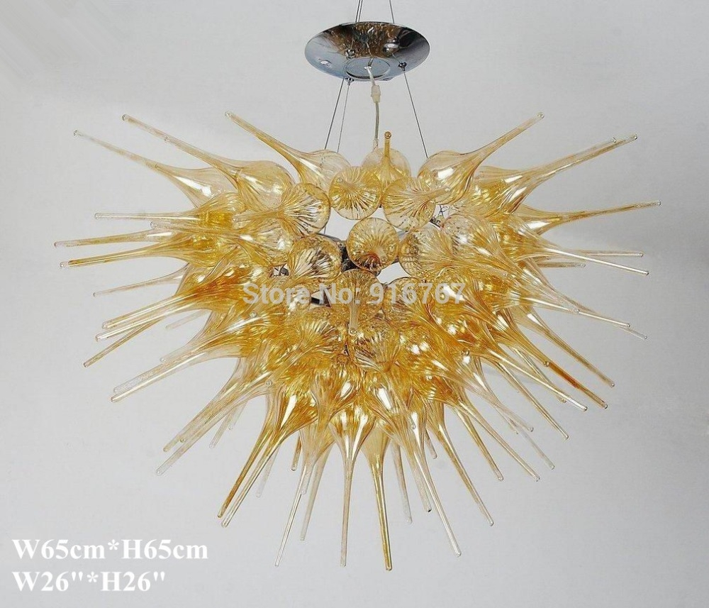 Compare Prices On Coloured Chandeliers Online Shoppingbuy Low Pertaining To Coloured Glass Chandelier (Image 6 of 15)