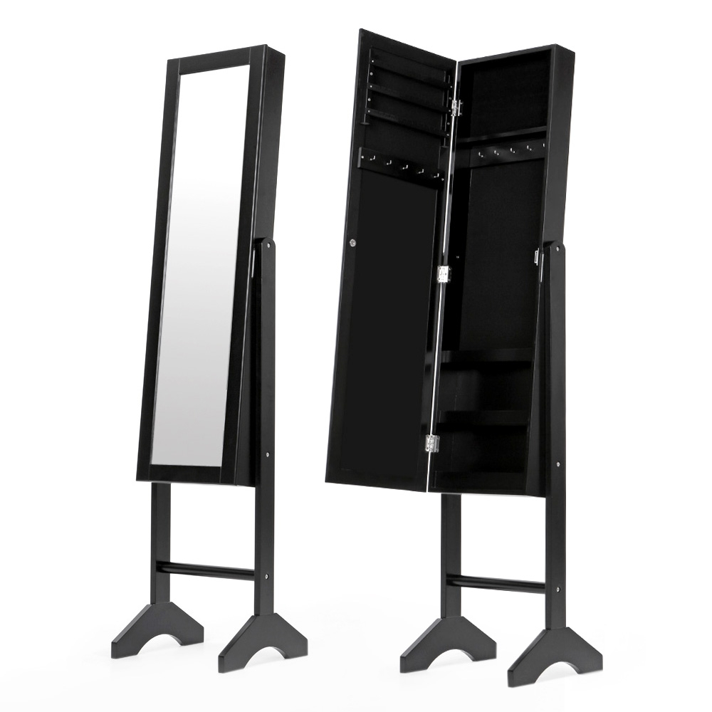 Compare Prices On Free Standing Mirror Jewelry Cabinet Online In Buy Free Standing Mirror (Image 3 of 15)