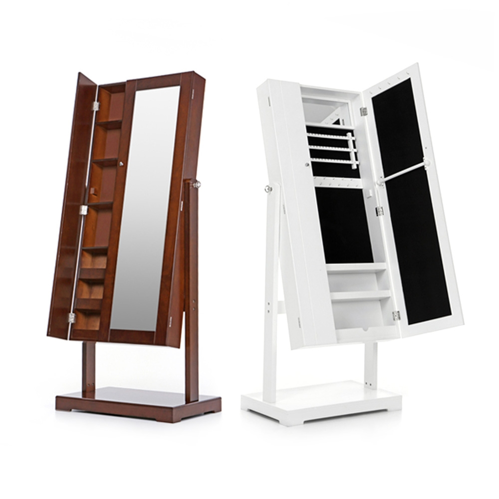 Compare Prices On Free Standing Mirror Jewelry Cabinet Online Intended For Buy Free Standing Mirror (Image 4 of 15)