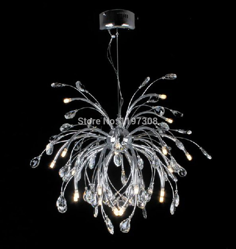 Compare Prices On G4 Led 120v Online Shoppingbuy Low Price G4 Pertaining To Modern Led Chandelier (View 2 of 15)