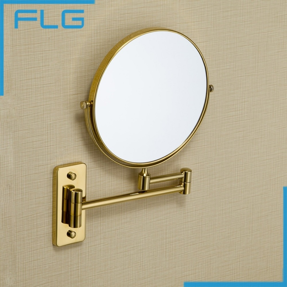 Compare Prices On Gold Makeup Mirror Online Shoppingbuy Low Regarding Online Mirror Shopping (Image 5 of 15)