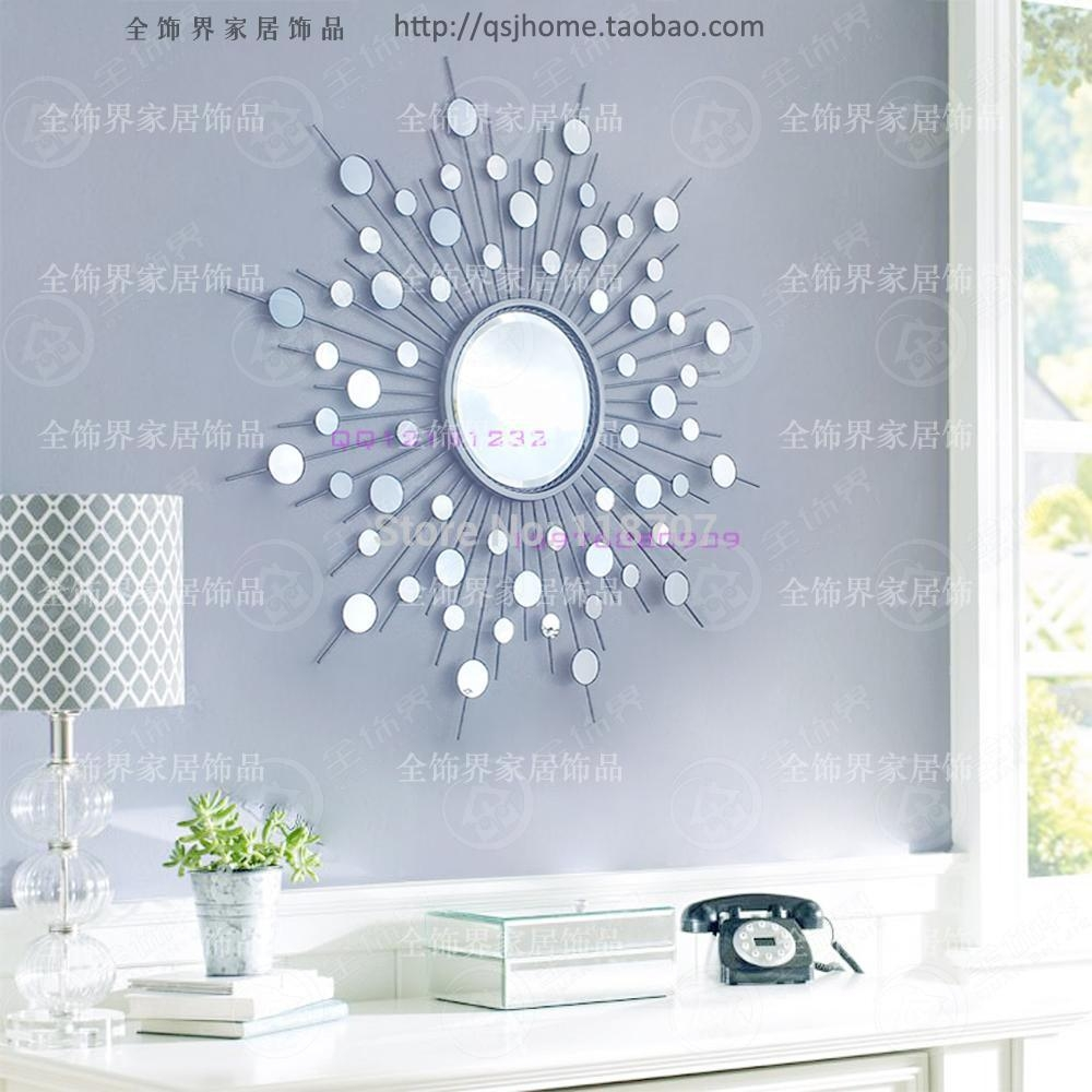 Compare Prices On Sunburst Wall Mirrors Decorative Online Within Online Mirror Shopping (Image 6 of 15)