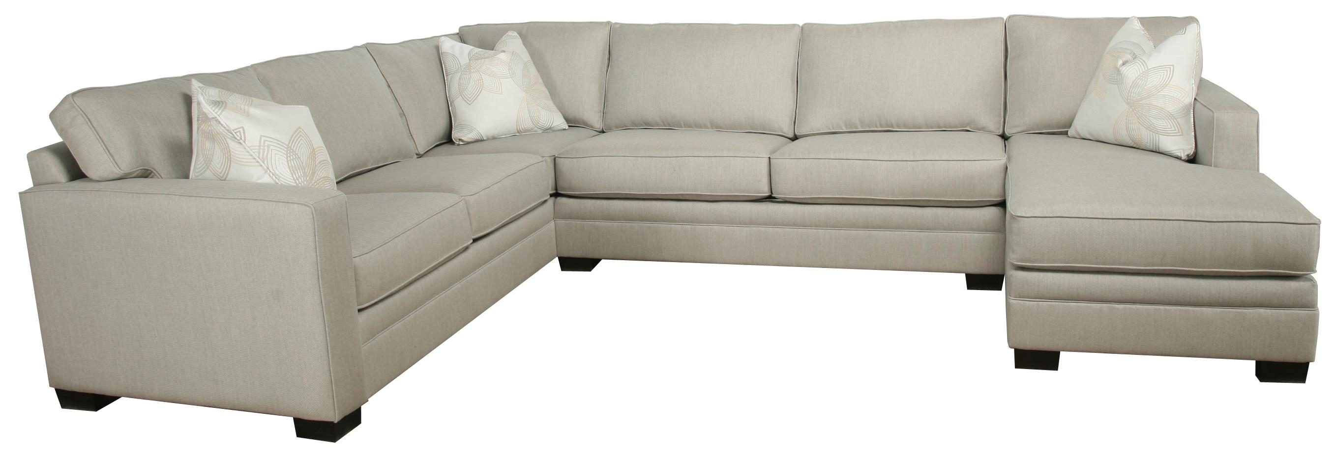 Contemporary 3 Piece Sectional With Chaise Bauhaus Wolf And Throughout Bauhaus Sectional Sofas (Image 10 of 15)