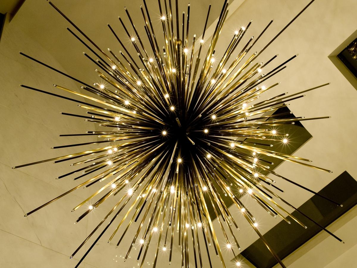 Contemporary Chandelier Design Ideas Inspiration Home Designs Pertaining To Contemporary Chandelier (Image 7 of 15)
