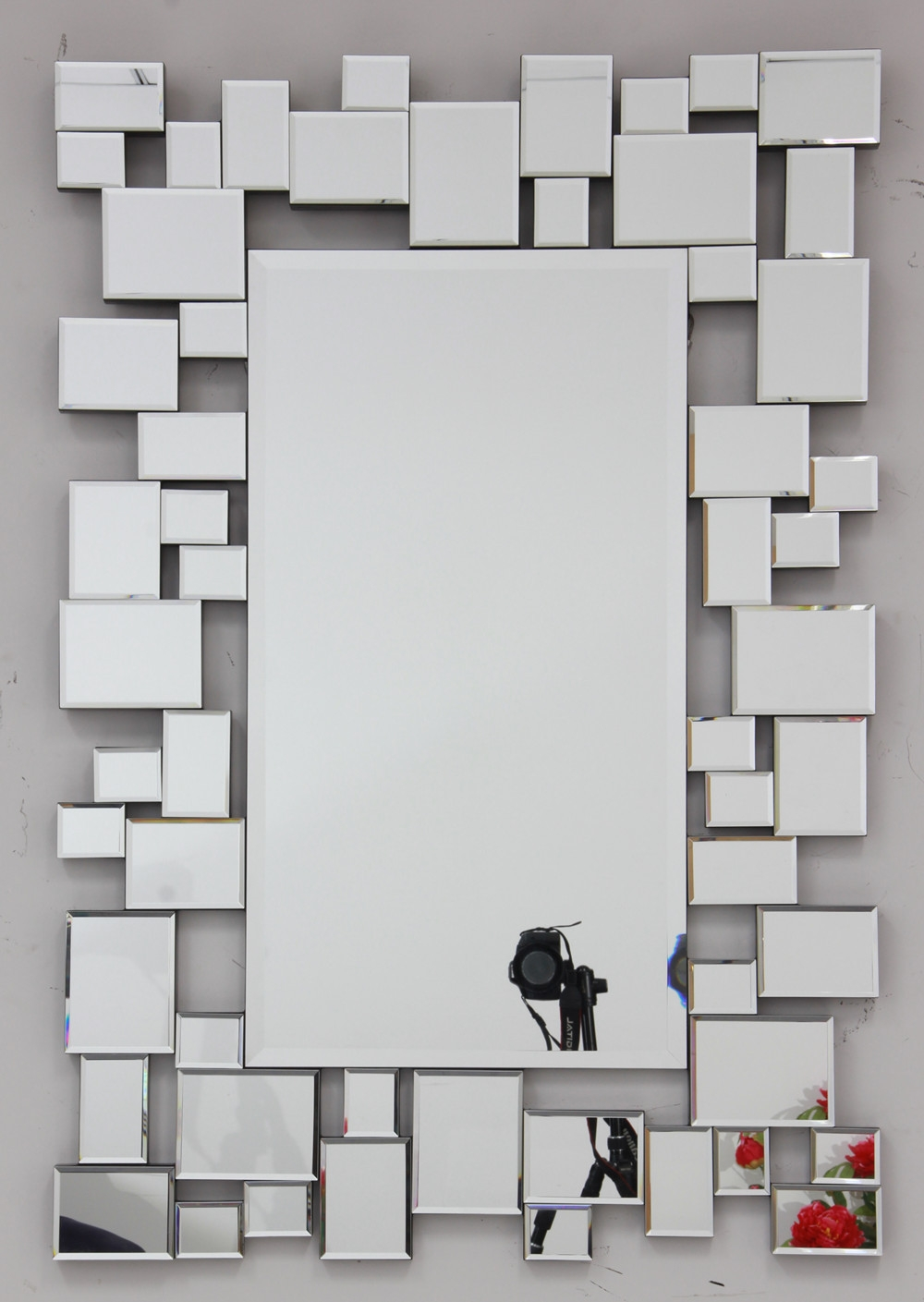 Contemporary Design Cheap Wall Mirrors Stunning Mirrors Wall Shelves Intended For Cheap Contemporary Mirrors (View 10 of 15)