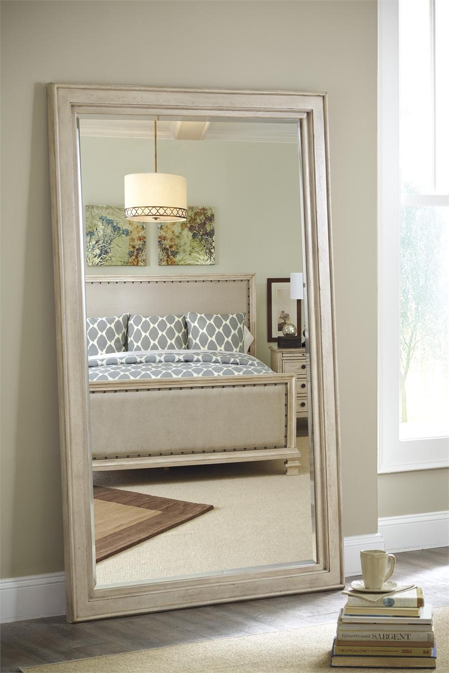 Contemporary Floor Mirror Of And Mirrors For Bedroom Pictures With Contemporary Floor Standing Mirrors (Image 7 of 15)