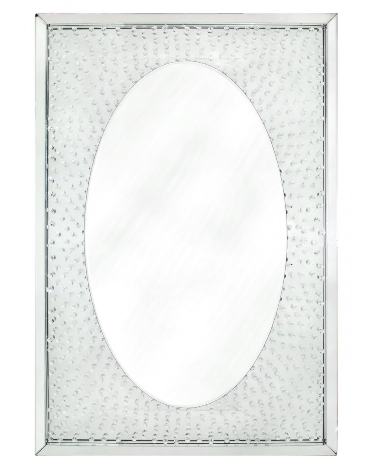 Contemporary Mirrors Framesartmirrors Cimc Home With Wall Mirror With Crystals (Image 4 of 15)