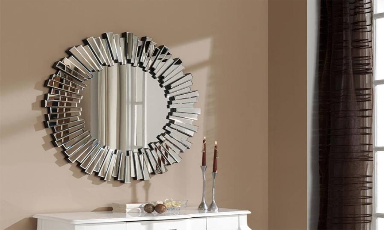 Contemporary Mirrors Regarding Contempory Mirrors (Image 6 of 15)