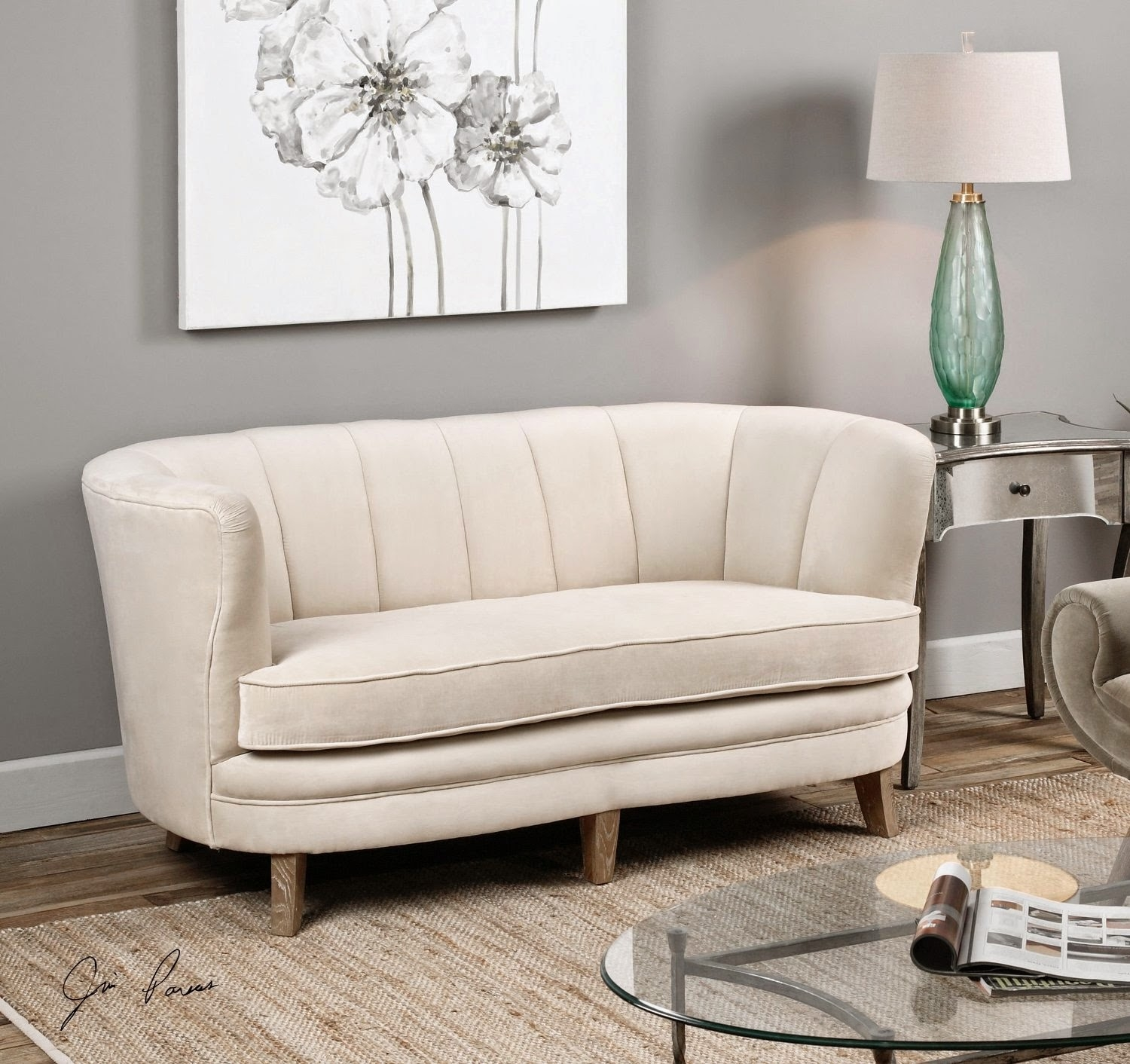 Contemporary Sectional Sofas The Best Home Design Inside Contemporary Curved Sofas (Image 3 of 15)