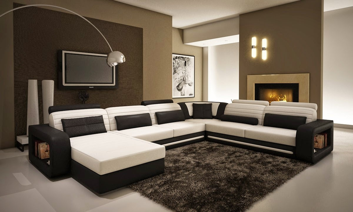 Contemporary U Shaped Sofas Uk Codeminimalist Regarding C Shaped Sofas (Image 6 of 15)