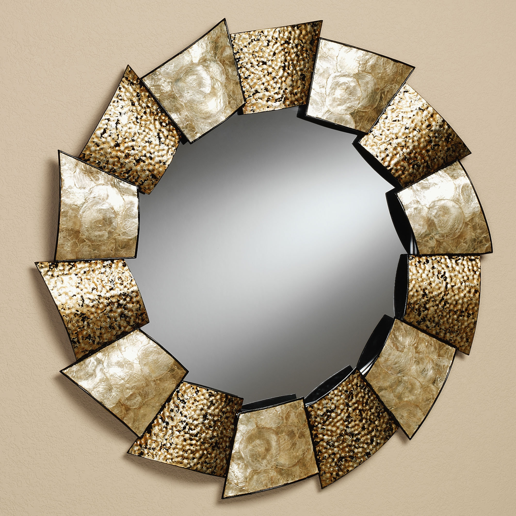 Contemporary Wall Mirrors Decorative Inarace Regarding Contemporary Wall Mirrors (Image 5 of 15)