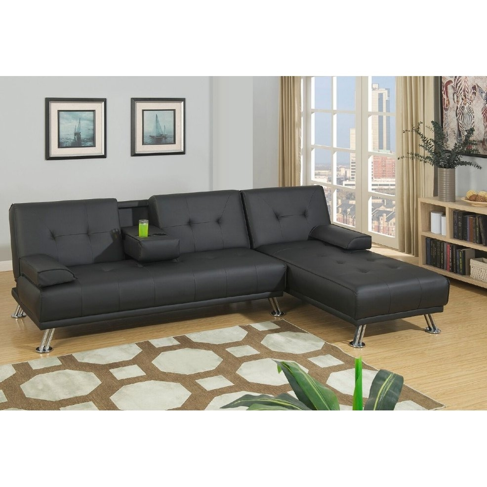 Convertible Sectional Sofas Youll Love Wayfair Within Convertible Sectional Sofas (Image 2 of 15)