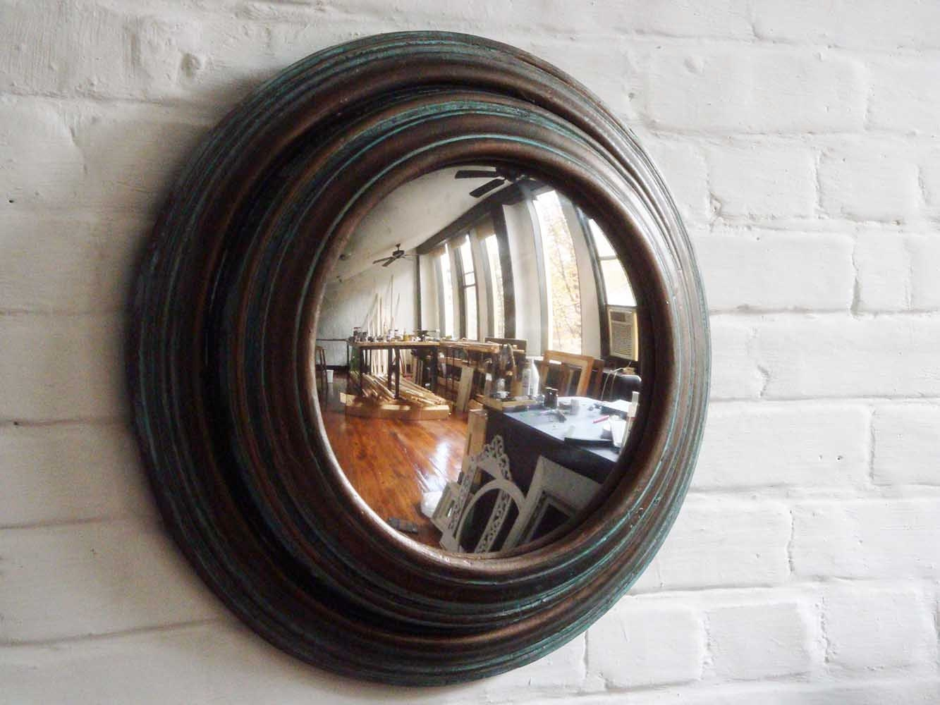 Featured Image of Convex Porthole Mirror