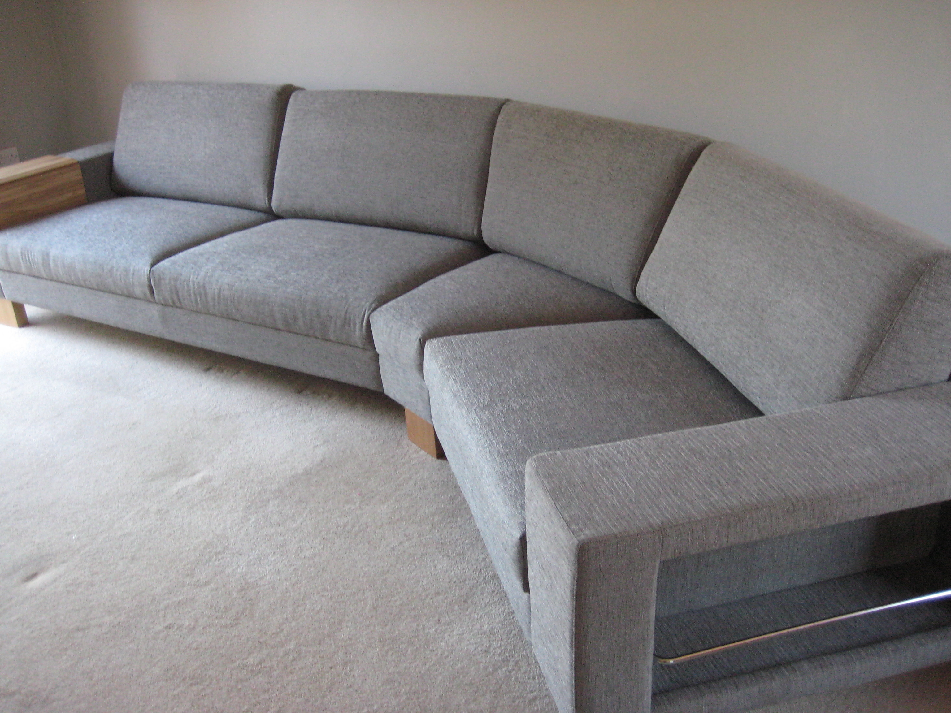 Corlyus Sectional Seating This Comprises Of A Left Arm 180 Cm For 45 Degree Sectional Sofa (Image 6 of 15)