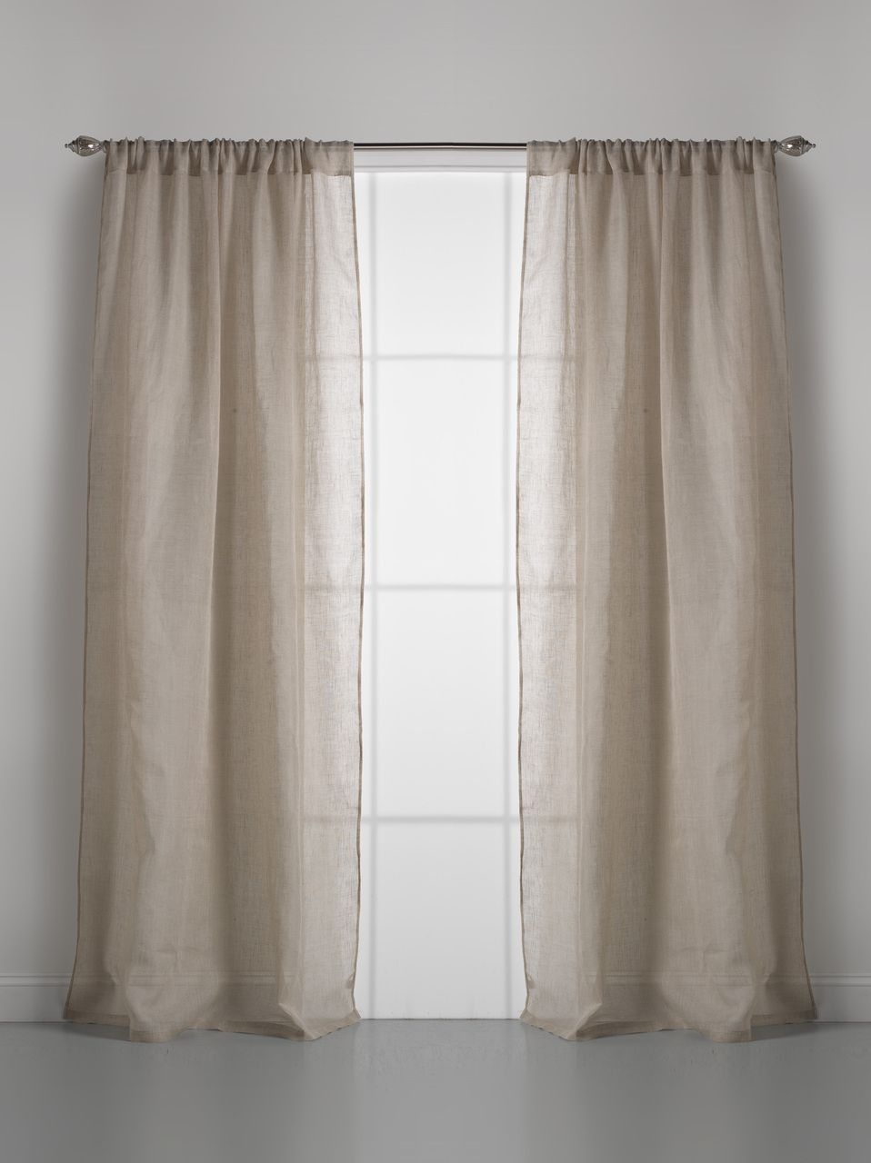 Featured Image of Natural Curtain Panels