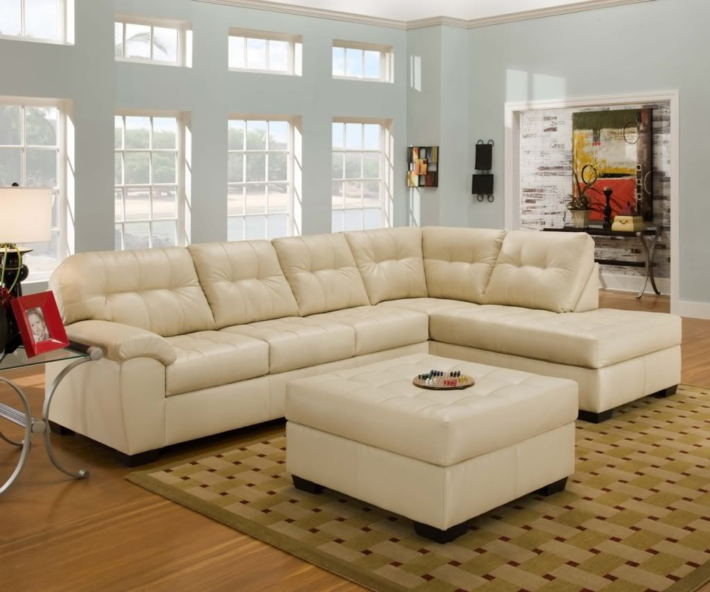Cream Sectional Sofa Roselawnlutheran Living Room Ideas Brown Within Cream Colored Sofas (View 11 of 15)