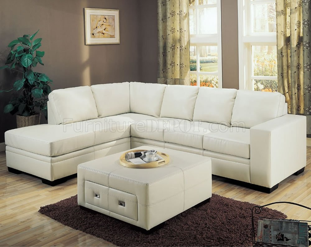 Cream Sectional Sofa Roselawnlutheran With Regard To Colorful Sectional Sofas (View 8 of 15)
