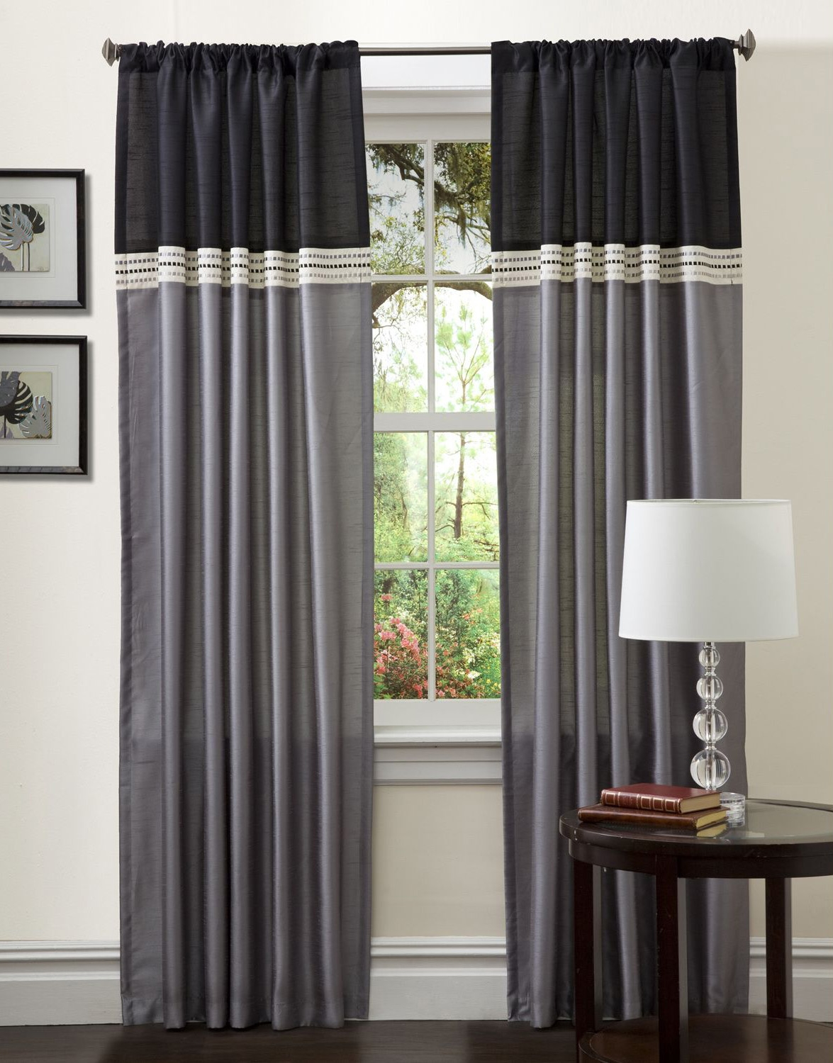 Creative Ways To Extend The Length Of Your Curtain Panels Add Inside Extended Length Curtains (Image 2 of 15)