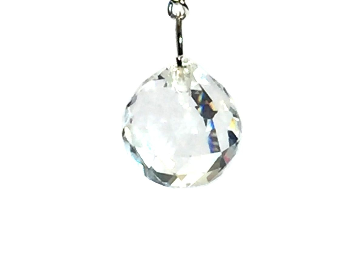 Crystal Ball Eimass Chandelier Parts Accessories Sun Catcher With Chandelier Accessories (Image 8 of 15)