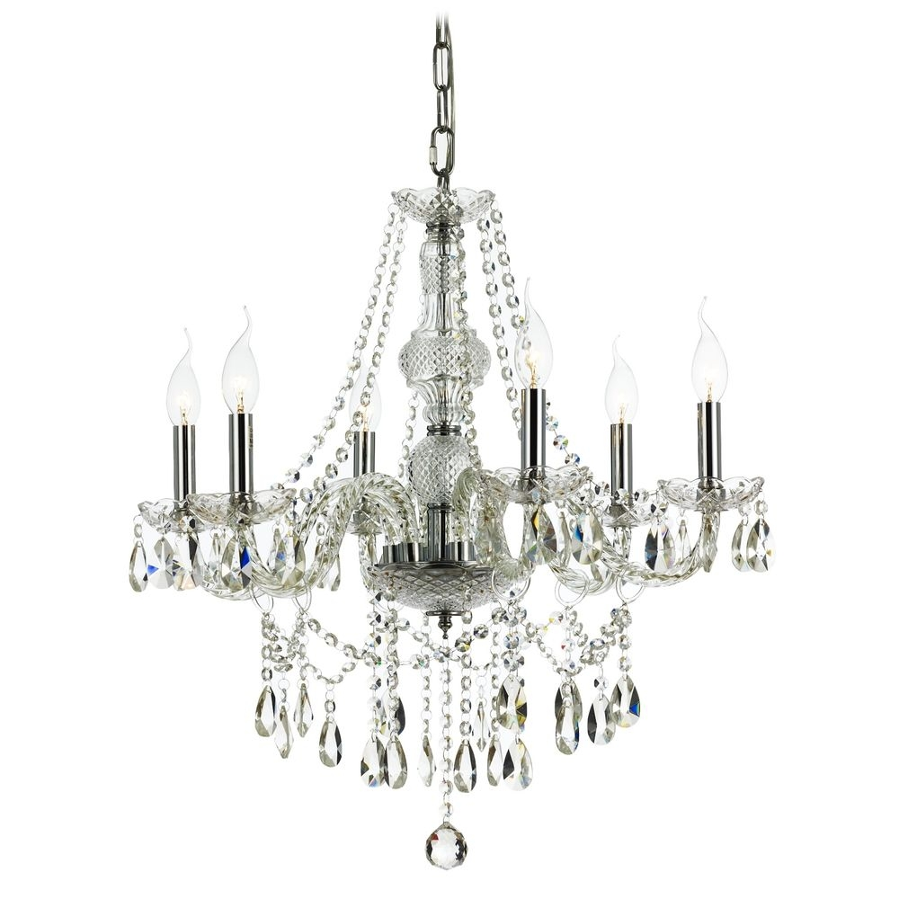 Featured Image of Traditional Crystal Chandeliers