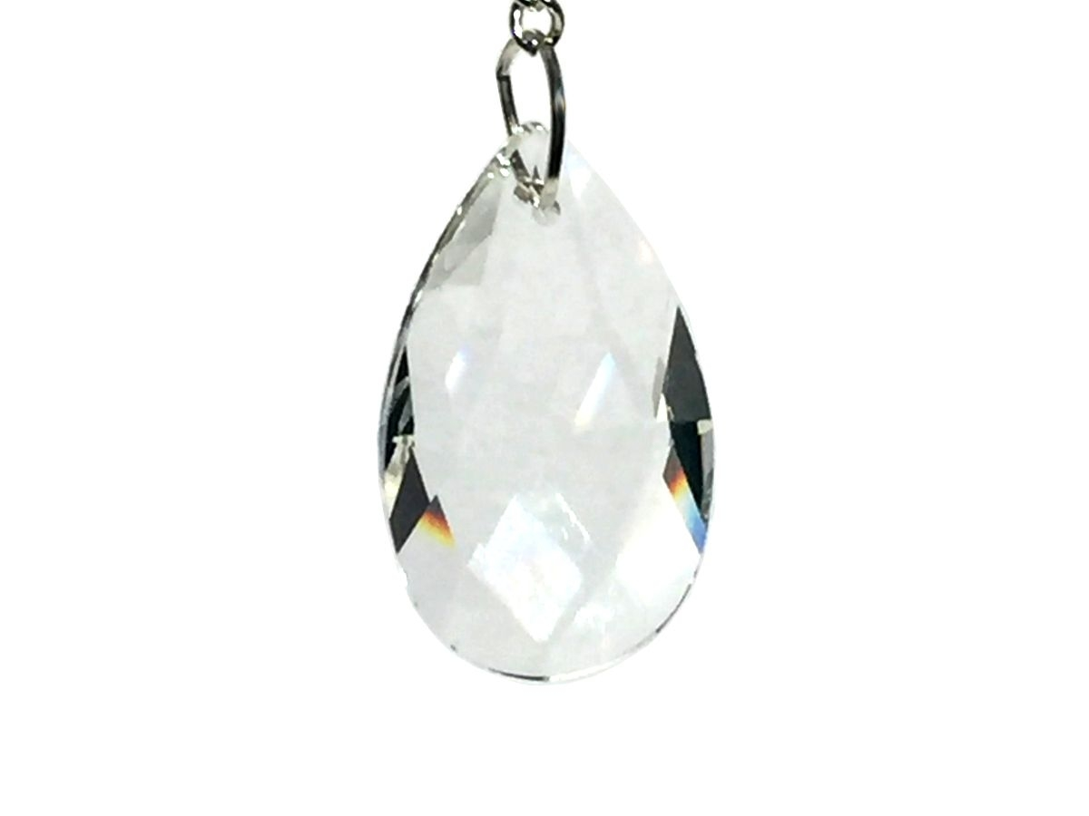 Crystal Teardrops Eimass Chandelier Parts Accessories Sun Catcher For Chandelier Accessories (Image 10 of 15)