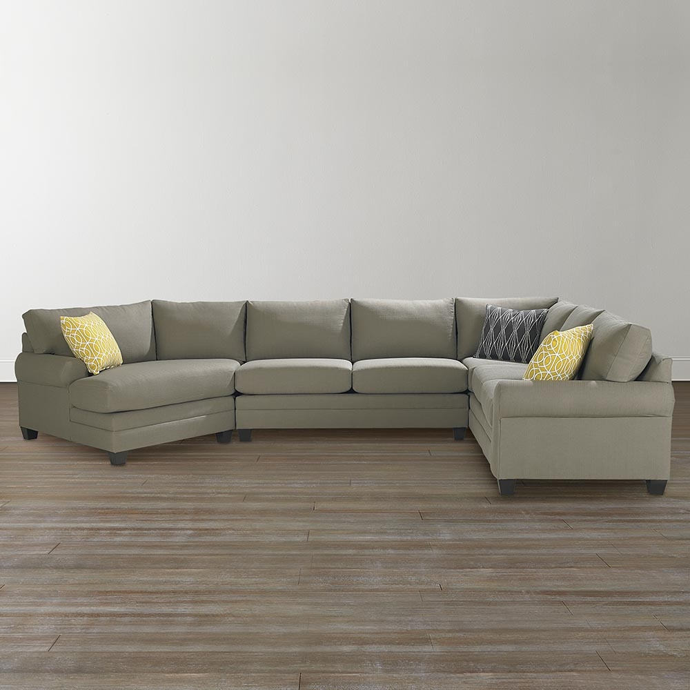 Featured Image of Cuddler Sectional Sofa