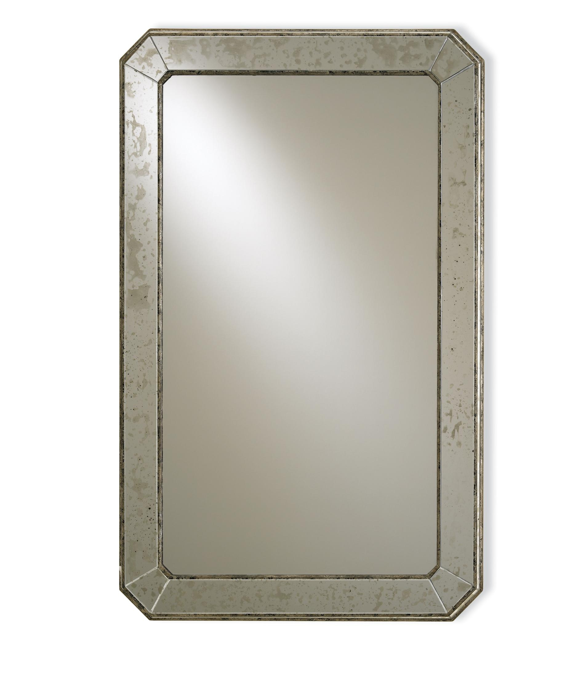 Currey And Company 4203 Antiqued Wall Mirror Capitol Lighting 1 Regarding Antiqued Wall Mirror (Image 5 of 15)