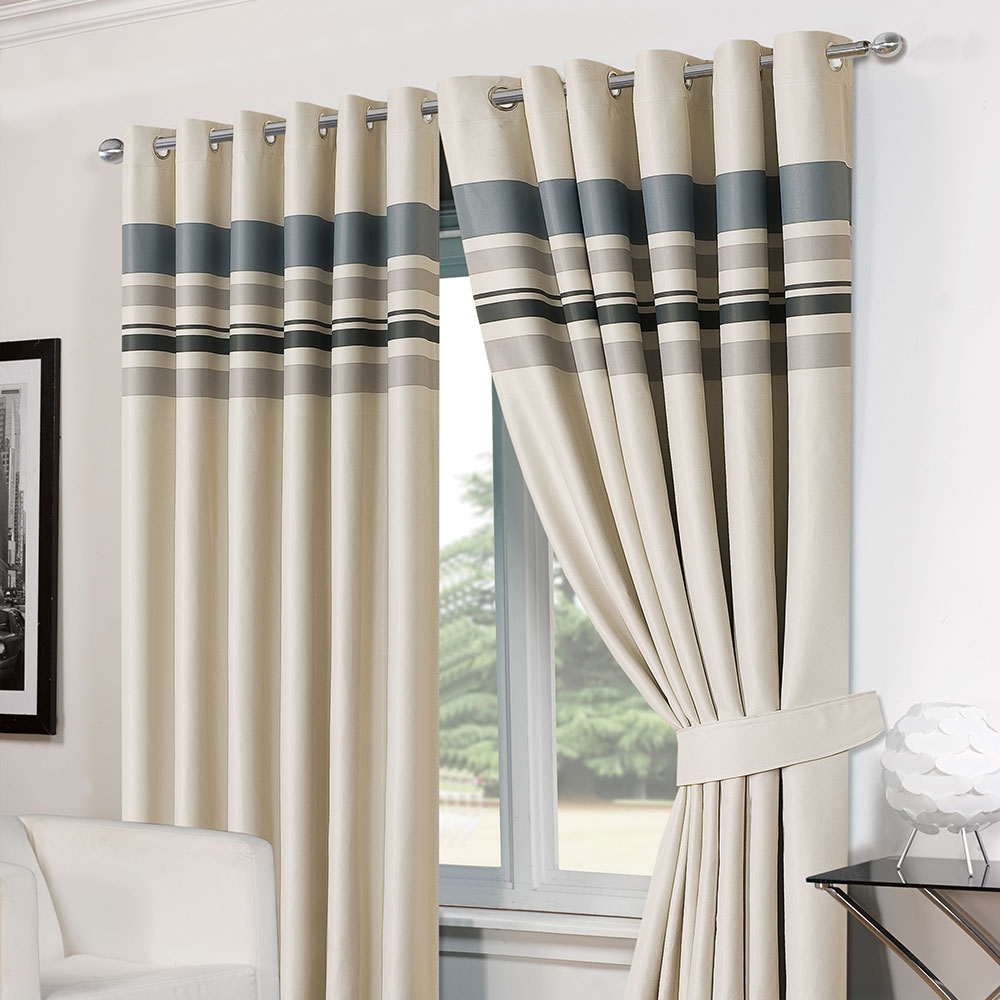 Curtain Astounding Thermal Curtain Panels Best Thermal Curtains Intended For Lined Thermal Curtains (Image 7 of 15)