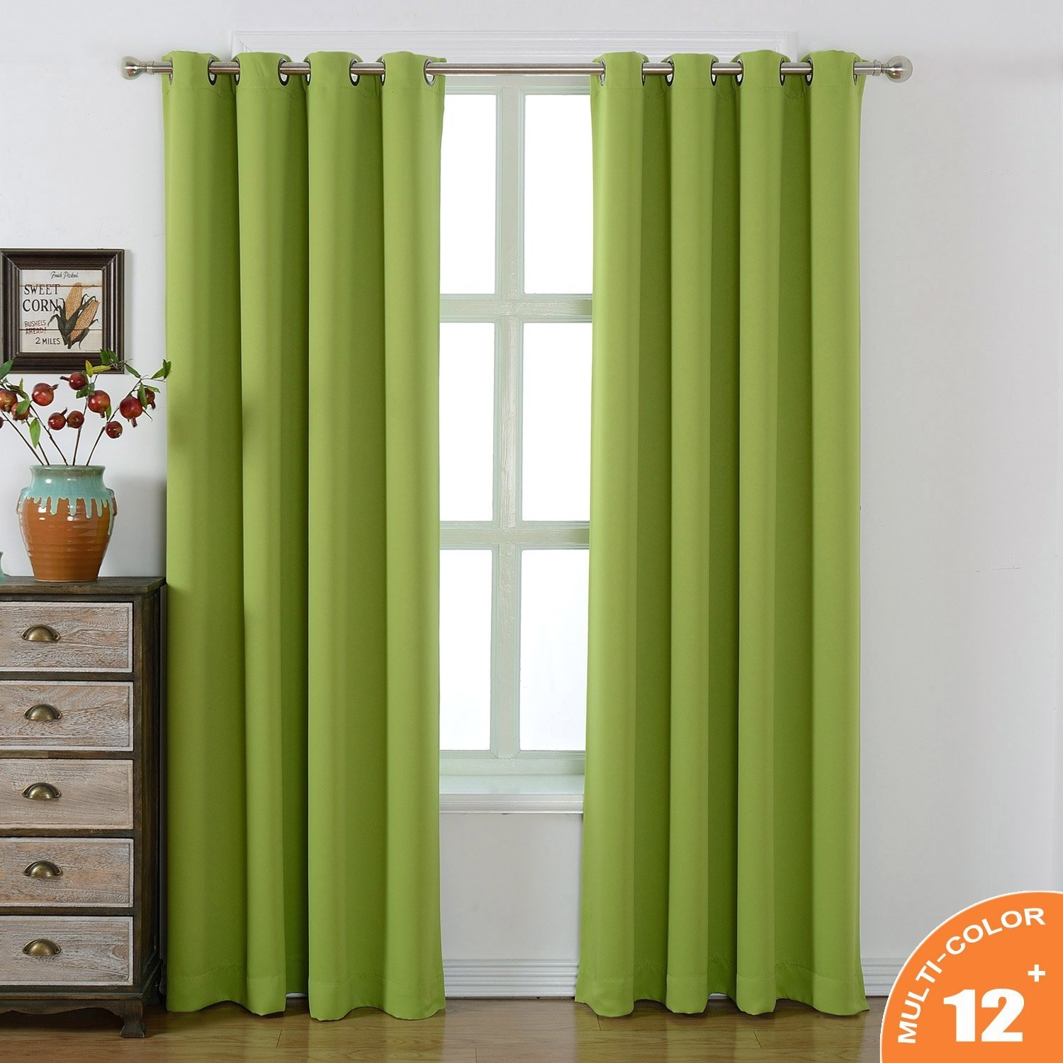 Curtain For Doors With Glass Decorate The House With Beautiful Regarding Single Curtains For Doors (Image 4 of 15)