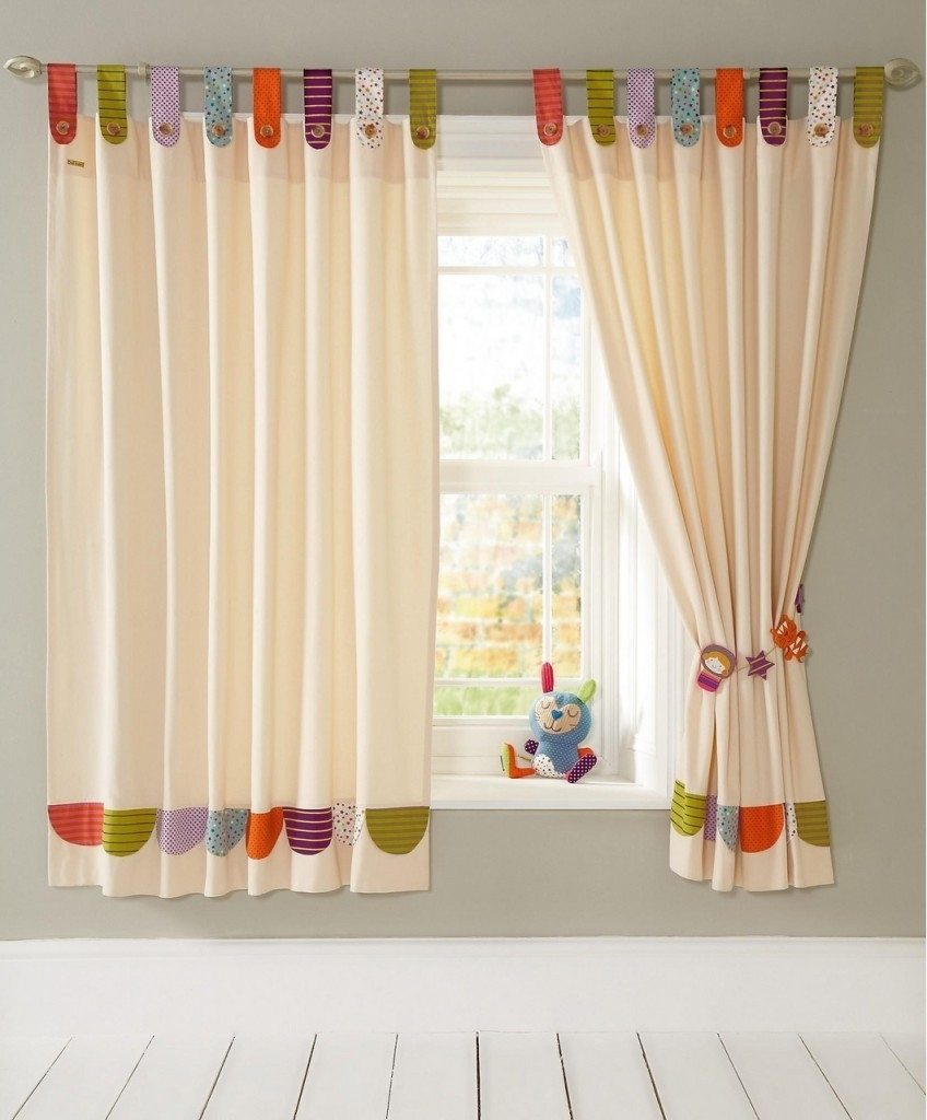 Featured Image of Nursery Curtains