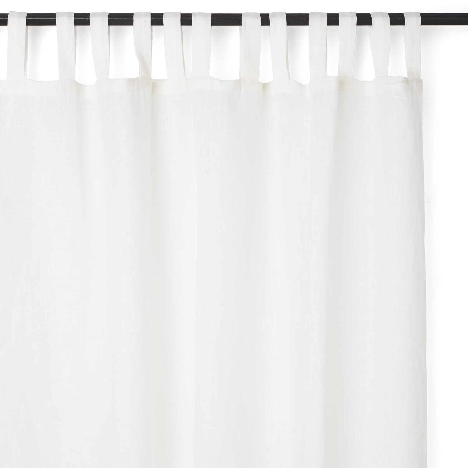 Curtain Panels Window Treatments At Abc Home Within Plain Linen Curtains (Image 6 of 15)