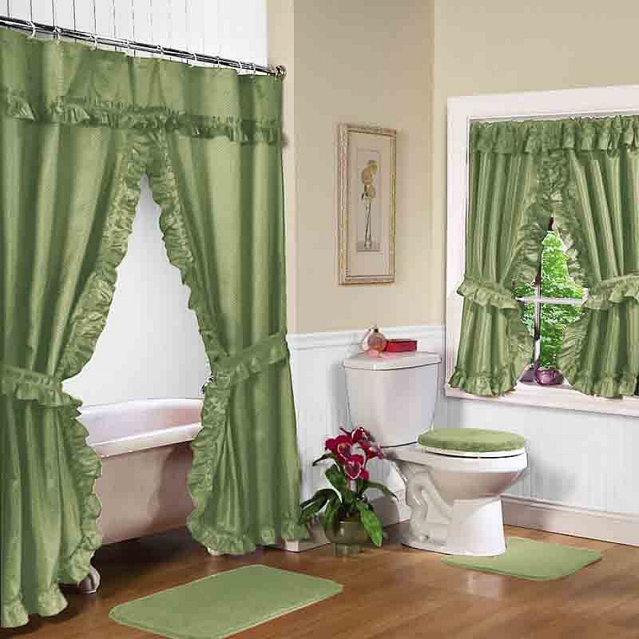 Curtains Bathroom Window Curtain Decor Bathroom Window Curtain Inside Curtains For Bathrooms Windows (Image 8 of 15)