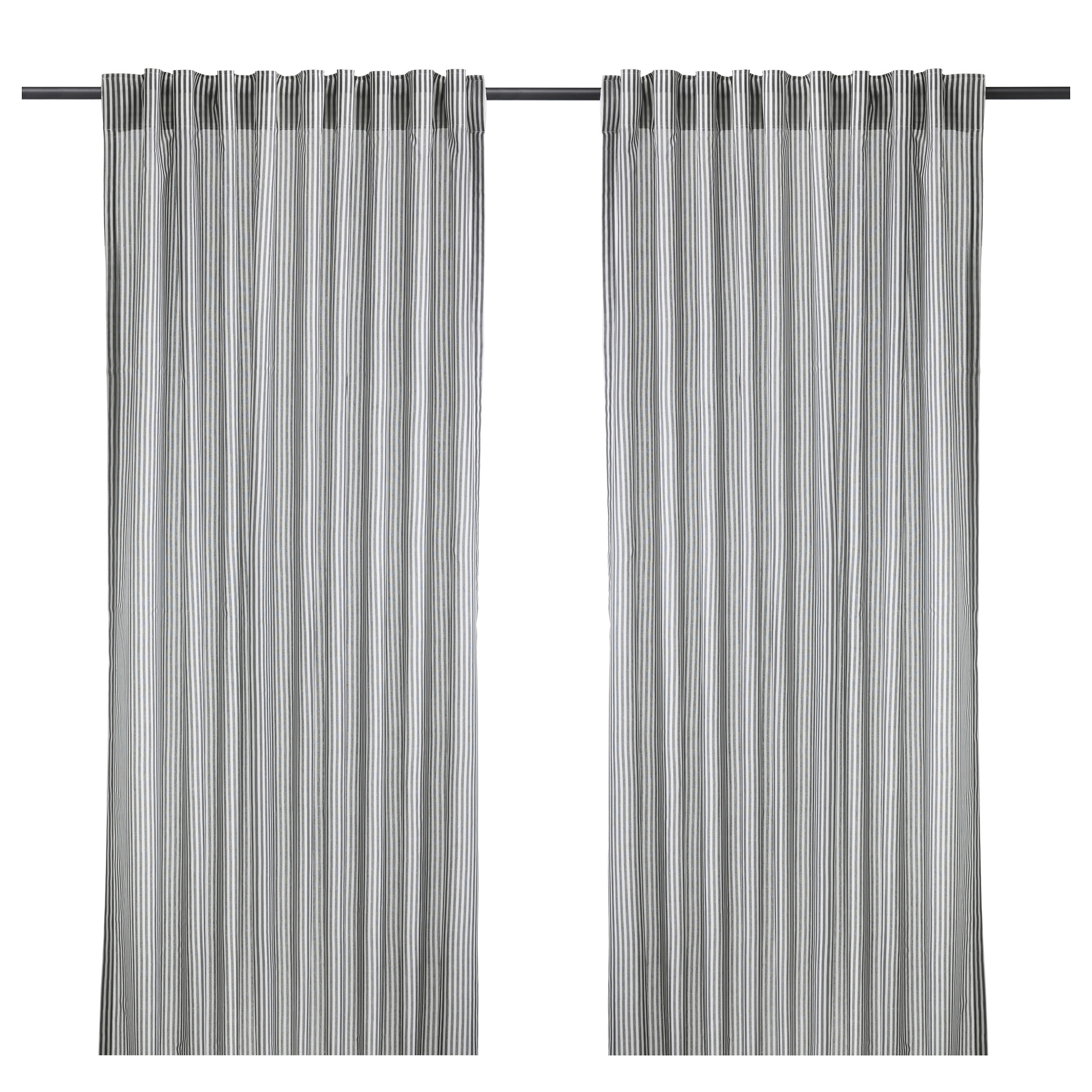 Curtains Blinds Ikea Within White Velvet Curtains (Image 6 of 15)