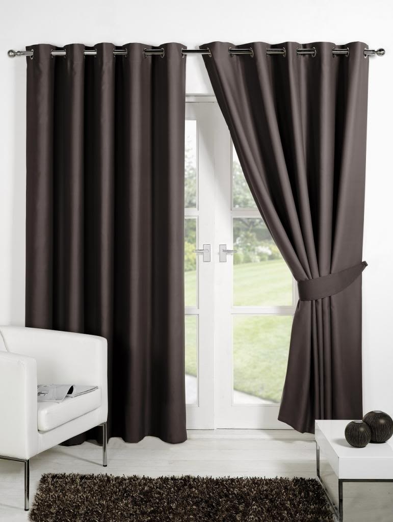 Curtains Charming Short Blackout Curtains For Cool Window For Thermal And Blackout Curtains (Image 10 of 15)