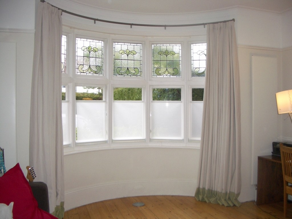 Curtains For Round Bay Windows Regarding Curtains For Round Bay Windows (Image 5 of 15)