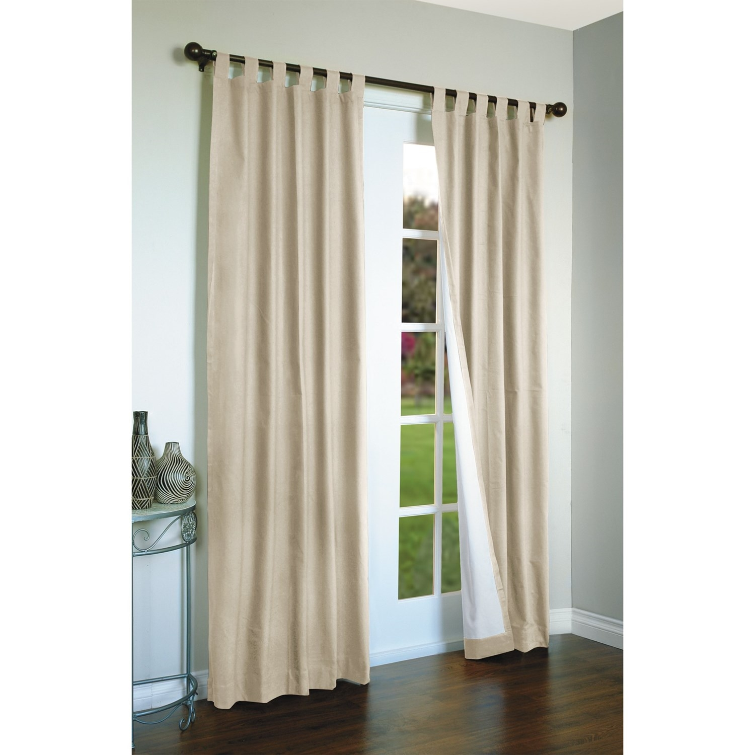 Curtains Ideas White Blackout Curtains Made To Measure Intended For Plain White Blackout Curtains (Image 8 of 15)
