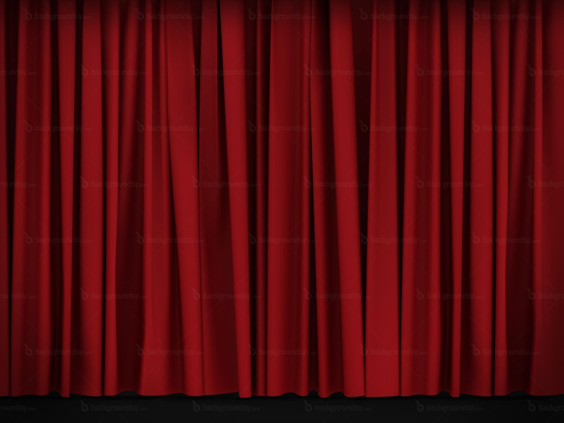 Curtains Stage Curtains Saaria Ht Navy Velvet Curtain Panel Within Dark Red Velvet Curtains (Image 7 of 15)