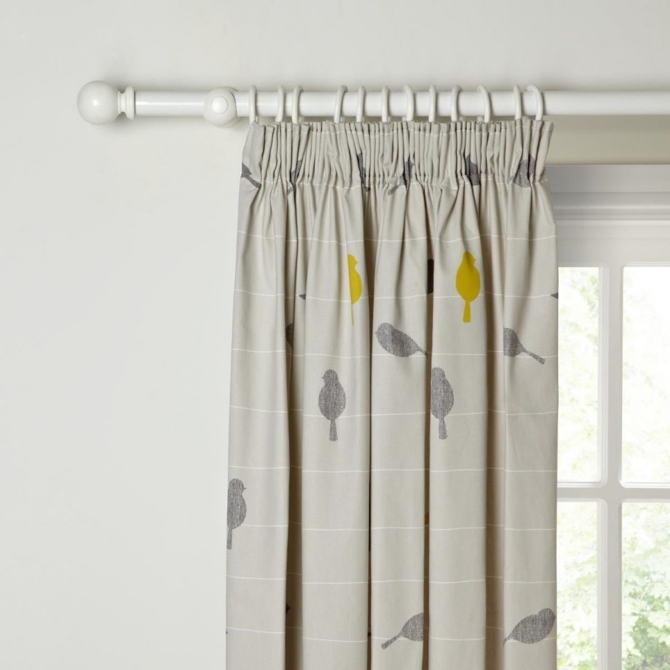 Curtains Wire Quirky Design Of Stylised S Will Dd Splsh Pertaining To