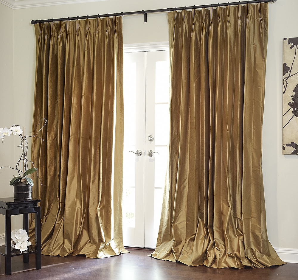 Custom Made Linen Drapes Drapestyle Archives Drapestyle With Regard To Extra Long Blackout Curtains (Image 6 of 15)