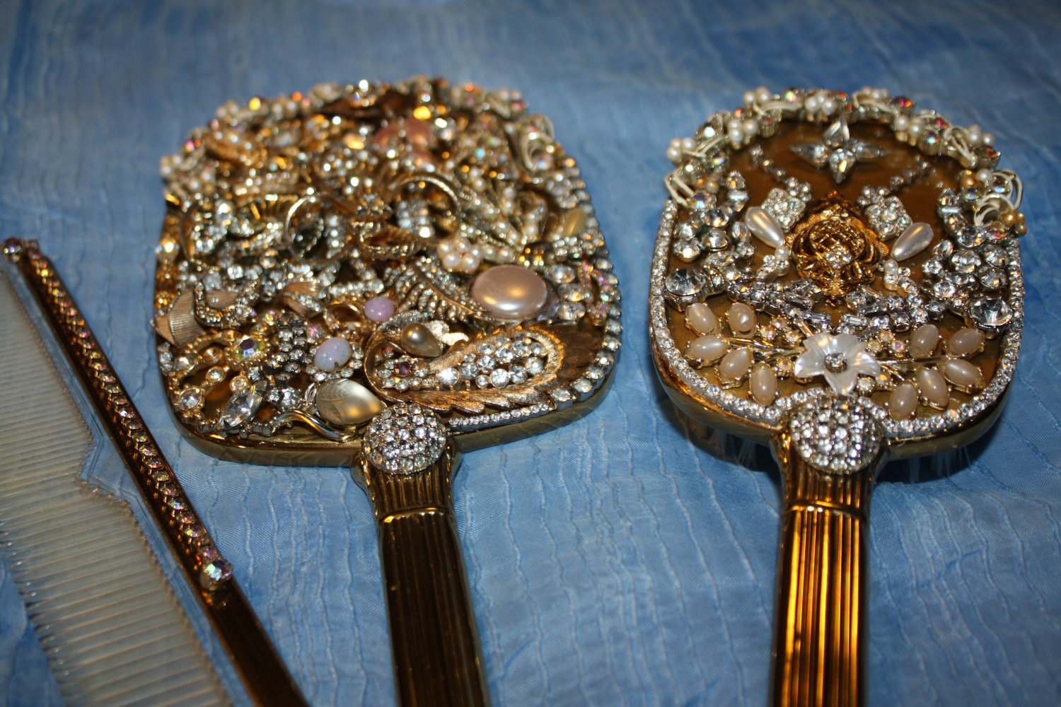 Featured Image of Embellished Mirrors